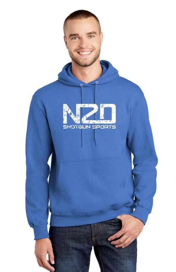 N2D Distress hoodie