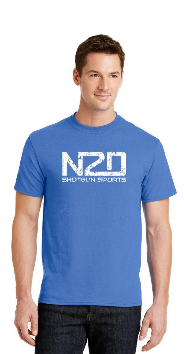 N2D distress t shirt