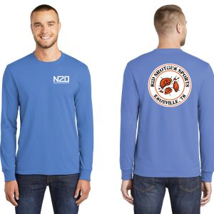 Skeet bust long sleeve shirt