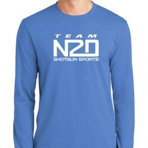 Team N2D long sleeve shirt