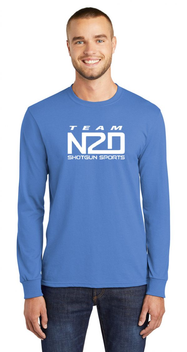 Team N2D long sleeve shirt