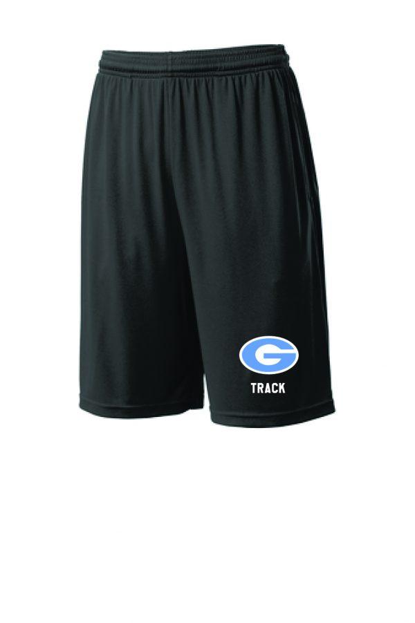 Power G Track Shorts